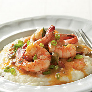 Michelle's Lowcountry Shrimp and Grits.
