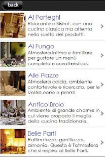 PadovaApp - screenshot thumbnail
