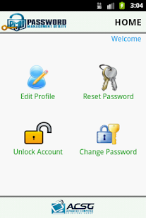Password Management Utility