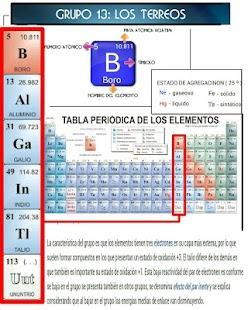 Tabla peridica elementos android apps on google play tabla peridica elementos screenshot thumbnail urtaz Choice Image