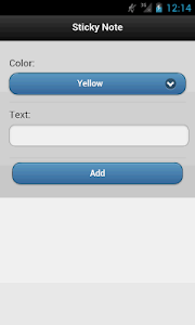 Sticky Note screenshot 1