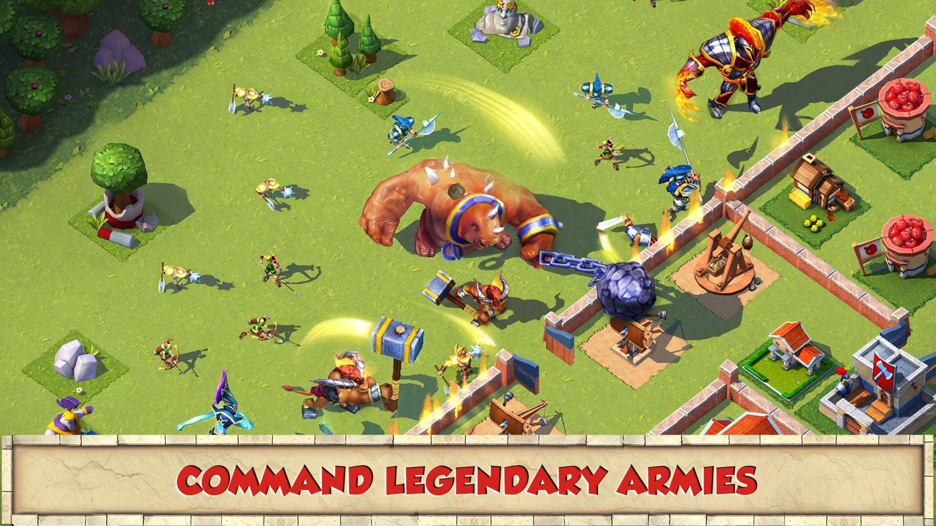 Total Conquest screenshot #1