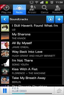 Play.me Music Player - screenshot thumbnail