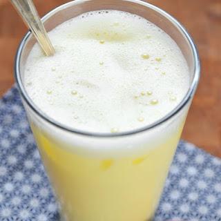 Vietnamese Egg Soda (Soda Sữa Hột Gà)