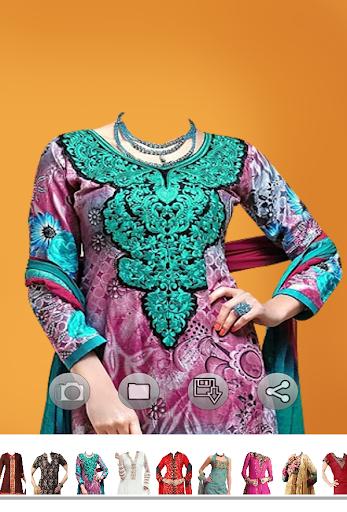 Woman Salwar Suit