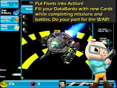 Galactic Space WAR Strategy 3D- screenshot thumbnail