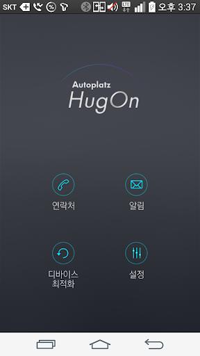 HugOn for Autoplatz