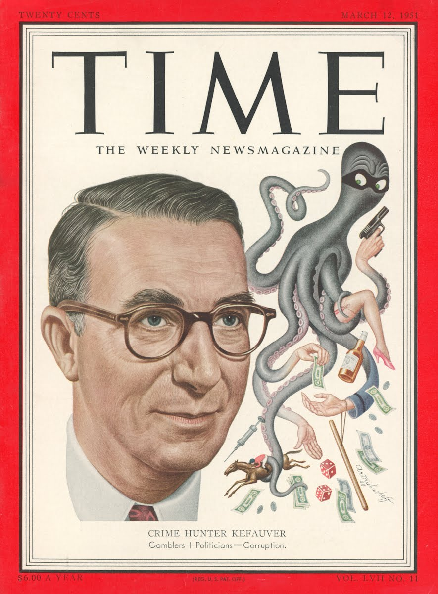 Time Covers - The 50S