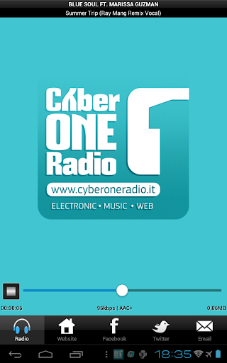 CyberOneRadio