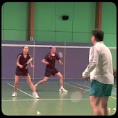 Badminton Mixed Double Tactics