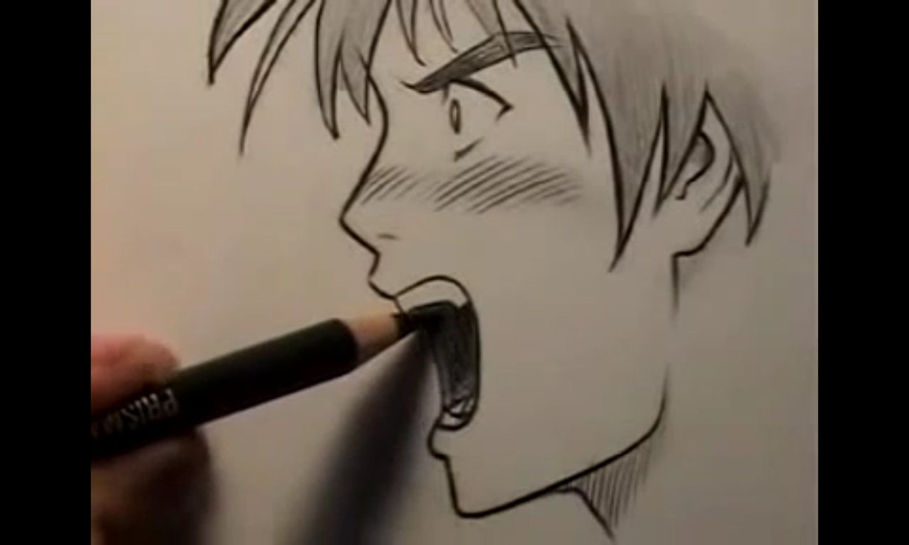Draw Anime  Manga Tutorials Screenshot
