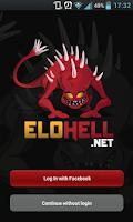 Screenshot of ELOHELL for League of Legends