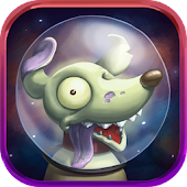 Zombie dog: deep space runner