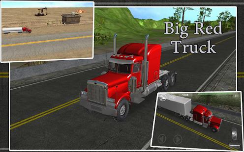 Truck Driver Racing