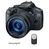 DSLR remote for Samsung Galaxy