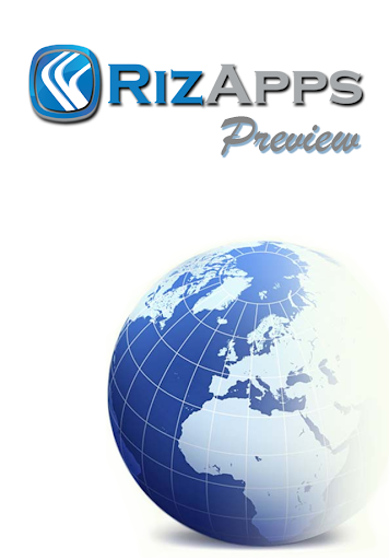 RizApps Preview