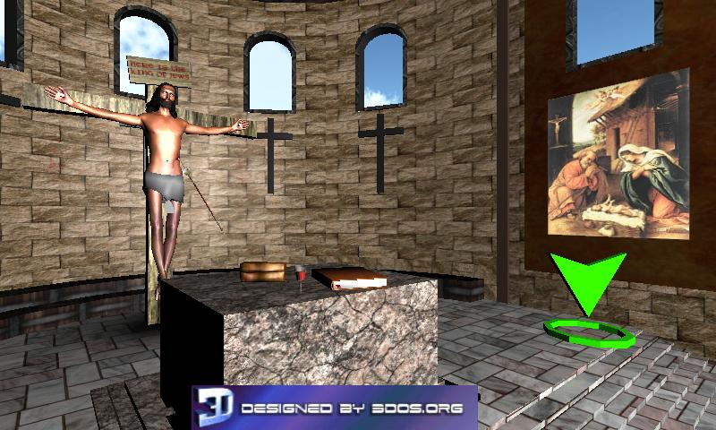3D Church- screenshot