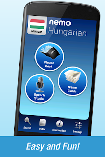 FREE Hungarian by Nemo- screenshot thumbnail