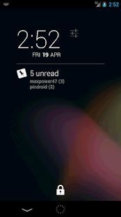 PinDroid - screenshot thumbnail