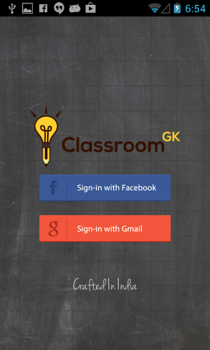 Classroom GK