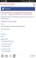 Screenshot of Tìm Việc - Tim Viec Nhanh