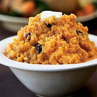 Manhattan Sweet Potato Mash