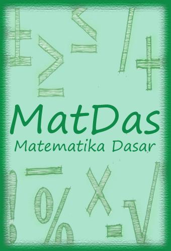 MatDas Matematika Dasar