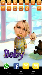 Talking Babsy Baby - screenshot thumbnail