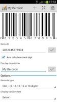 Screenshot of Barcode Architect