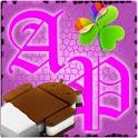 GOWidget AdeaPink ICS - Free icon