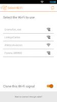 Screenshot of Fon Utility App