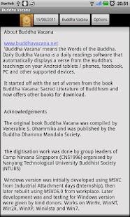 Buddha Vacana- screenshot thumbnail