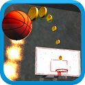 Coin Swish Basketball icon