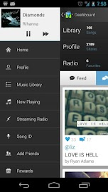 TuneWiki - Lyrics for Music Screenshot 3