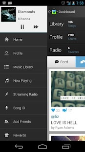 TuneWiki - Lyrics for Music - screenshot thumbnail
