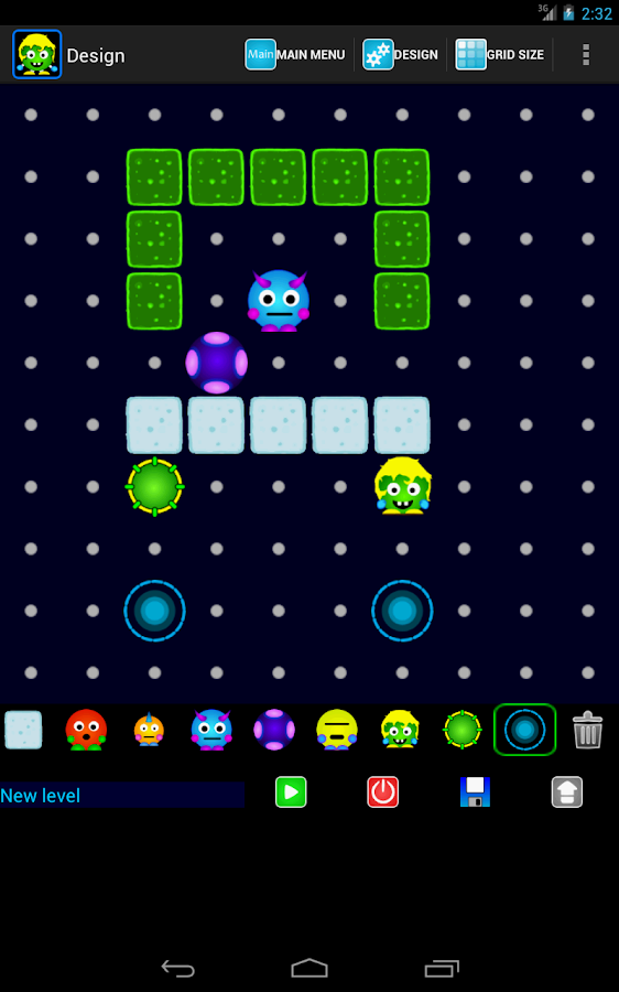 Little Green Baby Genius Full- screenshot