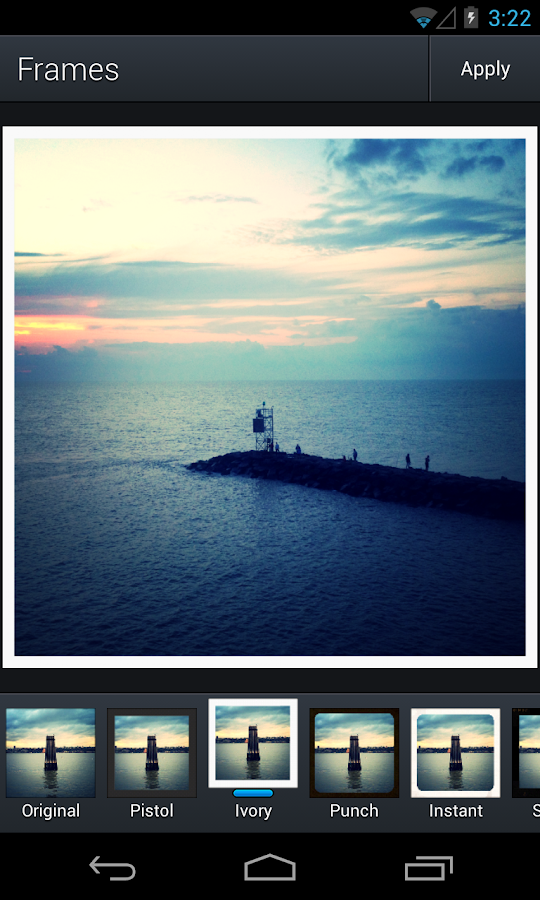 Photo Editor by Aviary - screenshot