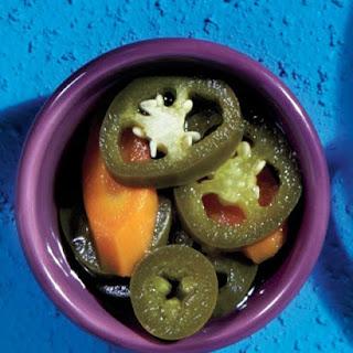 Pickled Jalapenos.