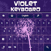 Keyboard Violet Theme