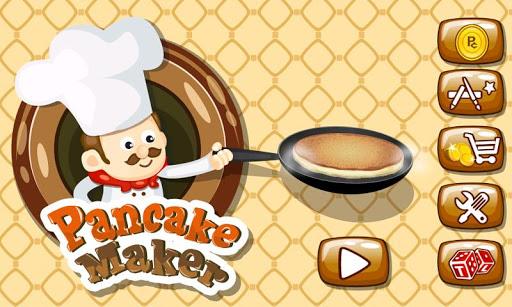 Pan Cake Maker - Cooking Game