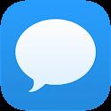 Go SMS Theme Minimal OS 7 icon