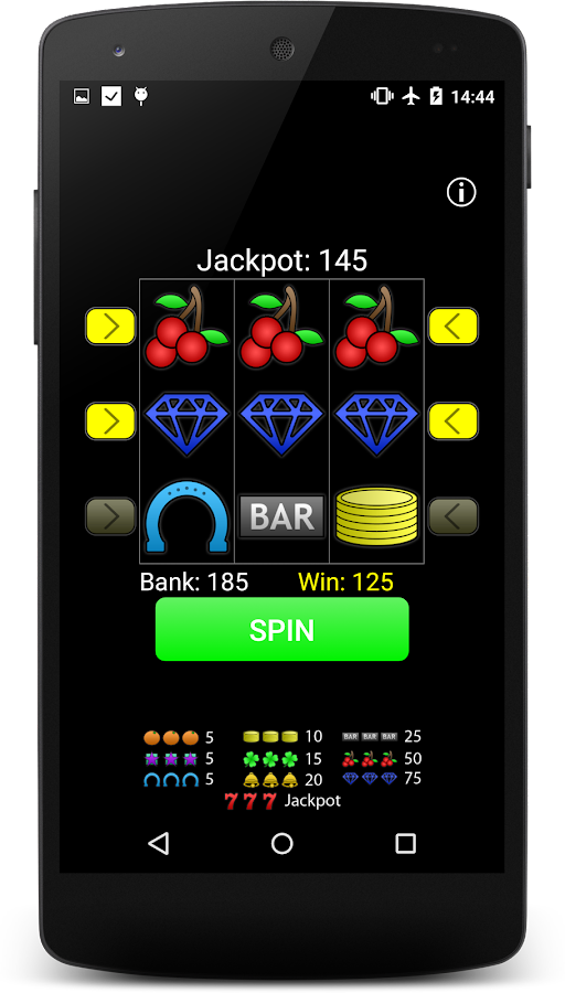 Slots android games