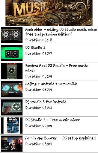 music mixer dj studio 2015