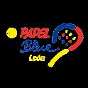 Pádel Blue León icon
