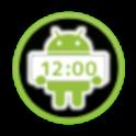 DroidClock Widget logo
