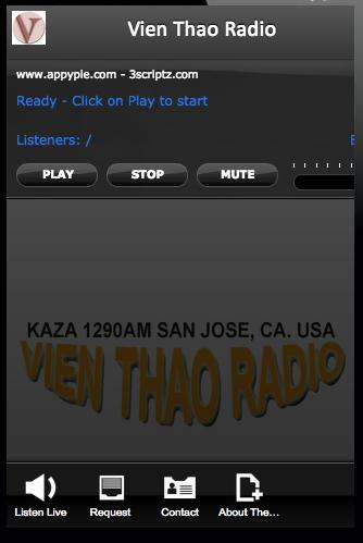 Vien Thao Radio