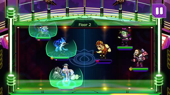 Grudgeball - Regular Show Screenshot 1