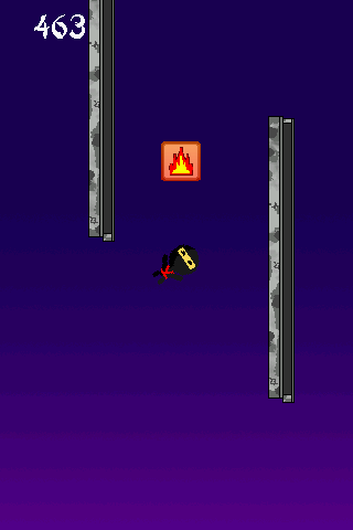 Ninja's Ascent Free- screenshot