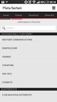 Screenshot of MyBRD Mobile