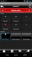 Screenshot of ABUS Secvest IP